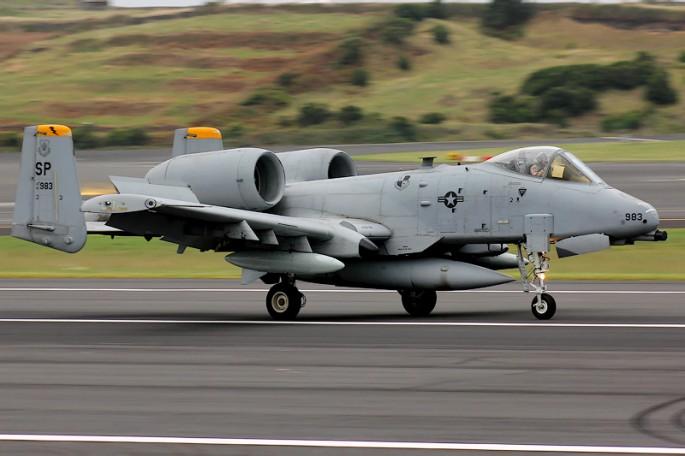 A-10 81FS markings 2