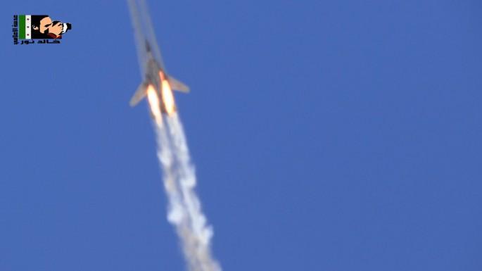 SyAAF MiG-23ML 30-11-2013 Idleb 2