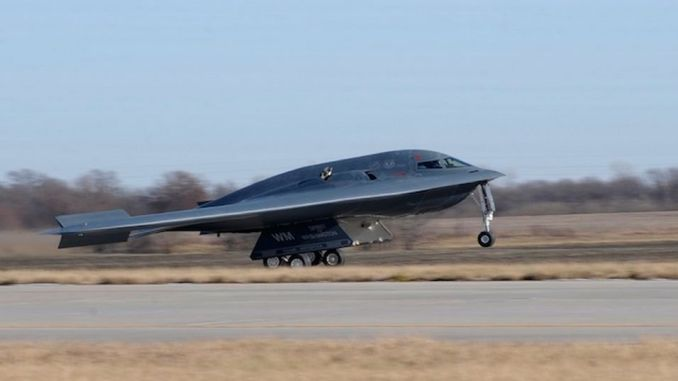 b 2 spirit stealth bomber burnt down in 2010 brought back to