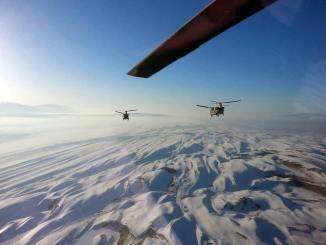 U S  Army AH-64E Apache Guardians deploy to Hawaii to take