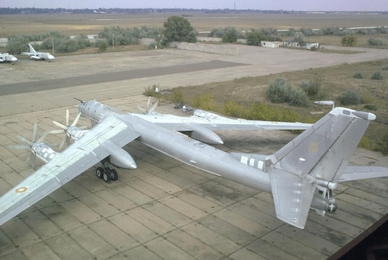You Can Buy A Ukrainian Tu 95 Strategic Bomber On Ebay Right Now