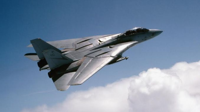 Two unknown F-14 Tomcat wing sweep stories to celebrate Top