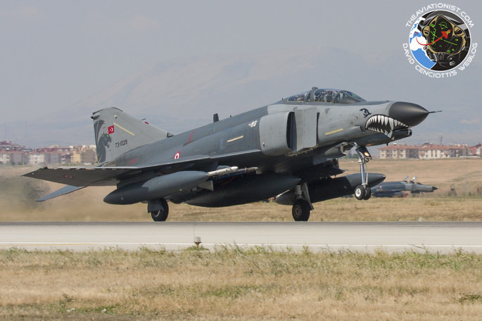Phantom take off