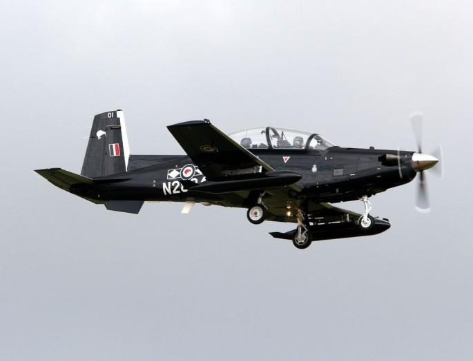 RNZAF T-6 2