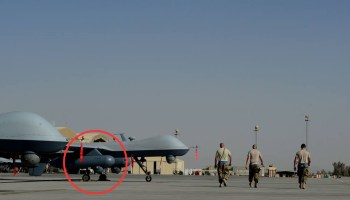The Aviationist This Is How A Reaper Drone Is Deployed To