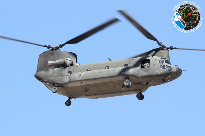 88182. CH-47. Rep Singapoe AF. Red Flag 14-3. Nellis AFB. 17.07.2014