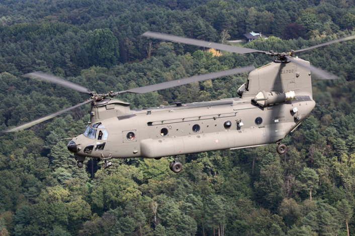 CH-47F new
