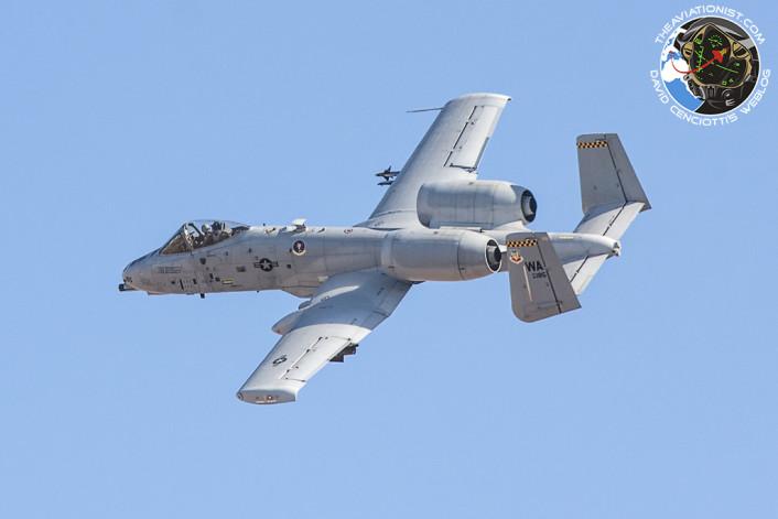 A-10 take off 03L