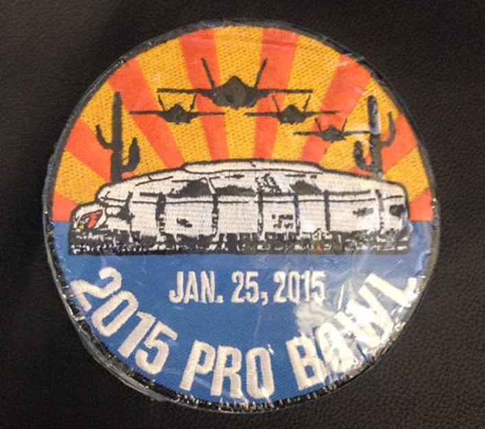 Patch Flyover Probowl