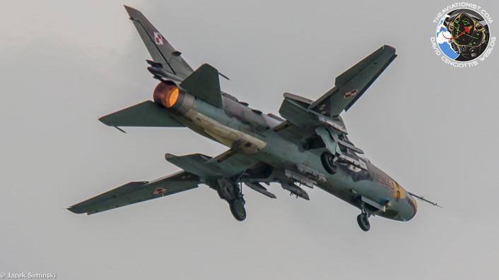 Su-22 Lask
