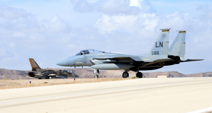 F-15C 493FS