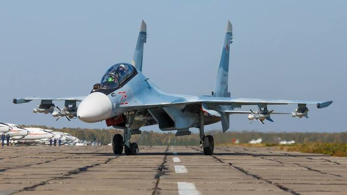 Russian Su-30SM, Su-24 violate Turkish airspace  Flanker