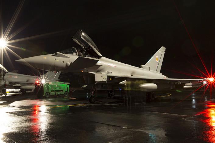 Typhoon RAF 3