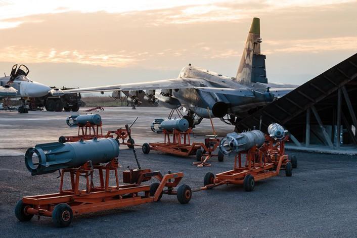 Su-25 FABs
