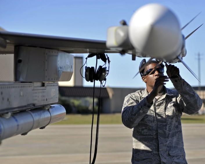 Checkered Flag AIM-120