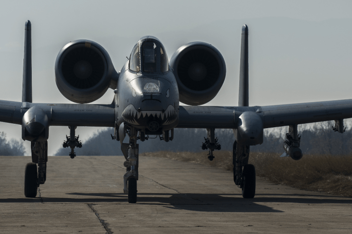 74th EFS A-10C