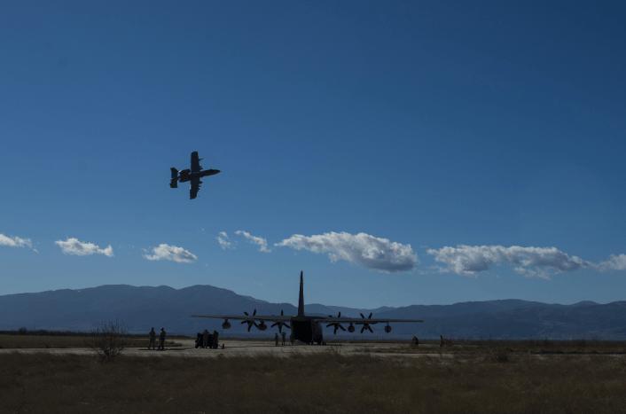 A-10C & MC-130J