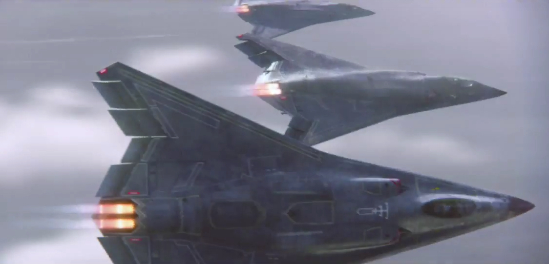 New Lockheed Martin S Skunk Works Video Teases The Shape