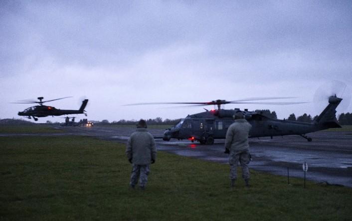 56th RQS HH-60Gs
