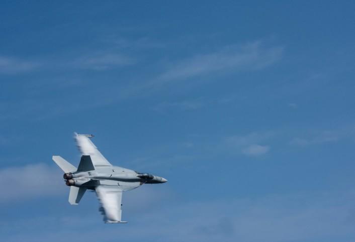 VFA-97 Super Hornet