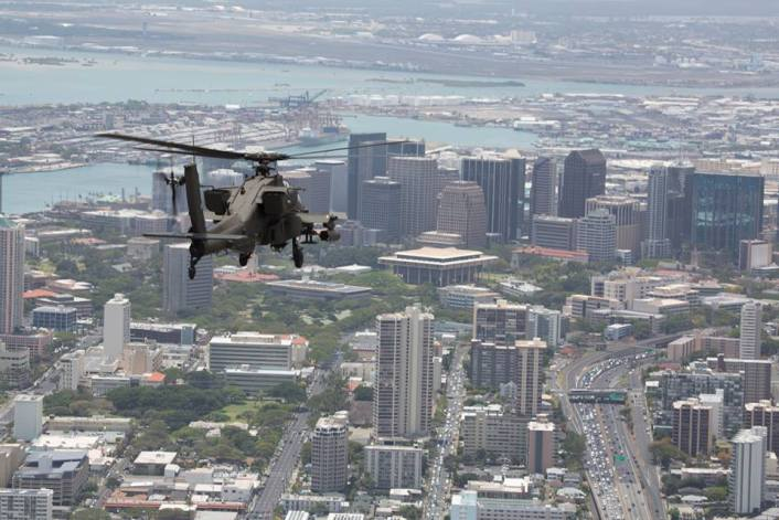 Apache Hawaii 4