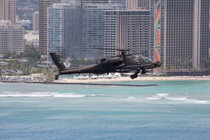Apache Hawaii