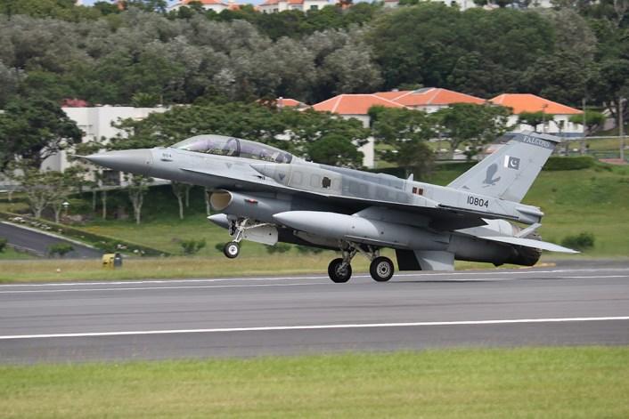 PAAF F-16 2