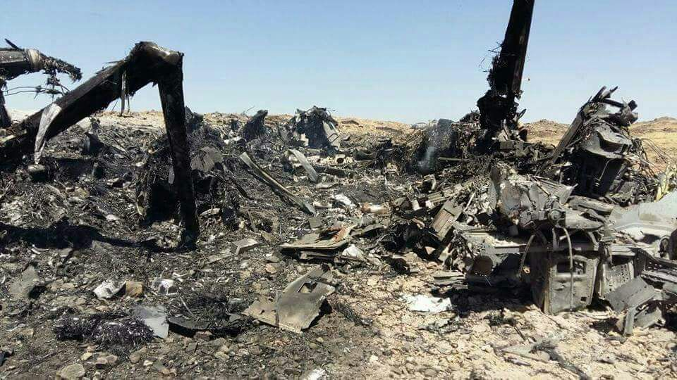 U S  MV-22 Osprey tilt-rotor aircraft crash lands in Yemen