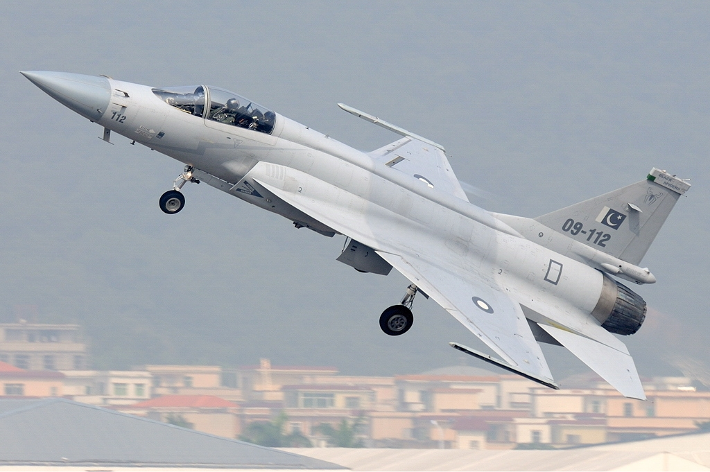 Shopping for Fighters: Is the Chinese/Pakistani JF-17