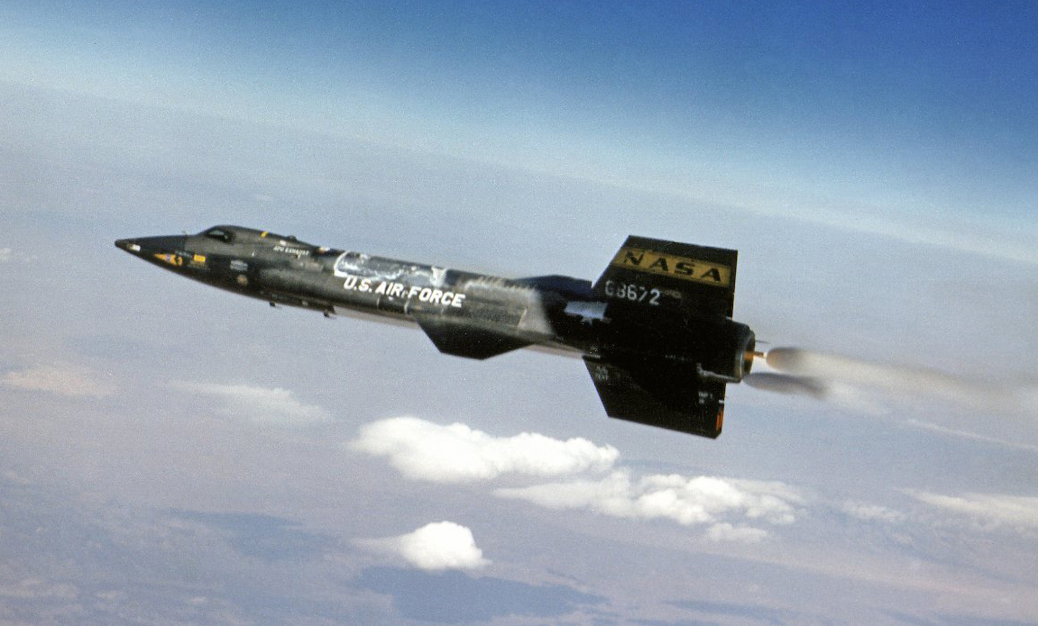 That Time An X-15 Rocket Plane Entered Hypersonic Spin At ...  That Time An X-...
