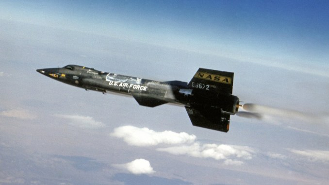that time an x 15 rocket plane entered hypersonic spin at mach 5 and