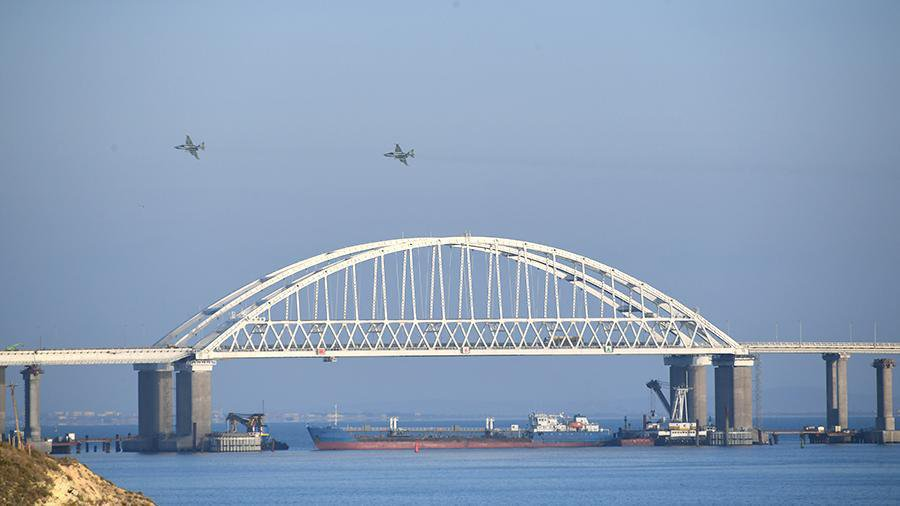 Russian Federation  reopens strait near Crimea, accuses Ukraine of provoking incident