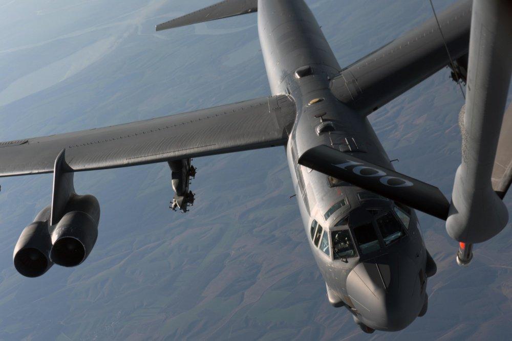 "U.S. B-52 Bombers Belonging To Task Force Deployed To UK Perform ""Theater Familiarization Flights"" Across Europe"