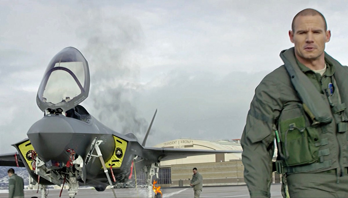 """F-35A """"Explodes"""" in New USAF Video Promoting Teamwork: Is"""