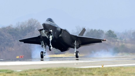 South Korea Displays The F-35 To The Public For The First Time After The Low-Profile Delivery Of Its First Four Jets