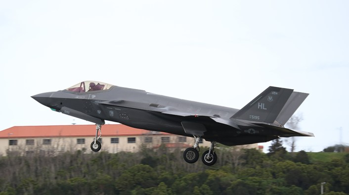 F 35A Lajes 5195 - Hill Air Force Base's F-35As Return Home From Middle East Deployment (With Unique Nicknames)