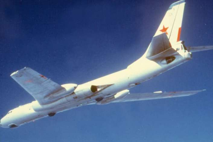 Tu 16K - F-104 Starfighter Pilot Recalls His Life Intercepting Soviet Bombers During the Cold War.