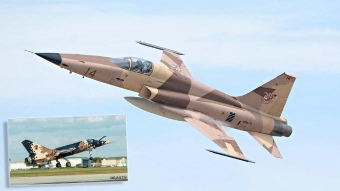 TacAir Draken Red Air top - Tactical Air and Draken International Get Adversary Training Contracts