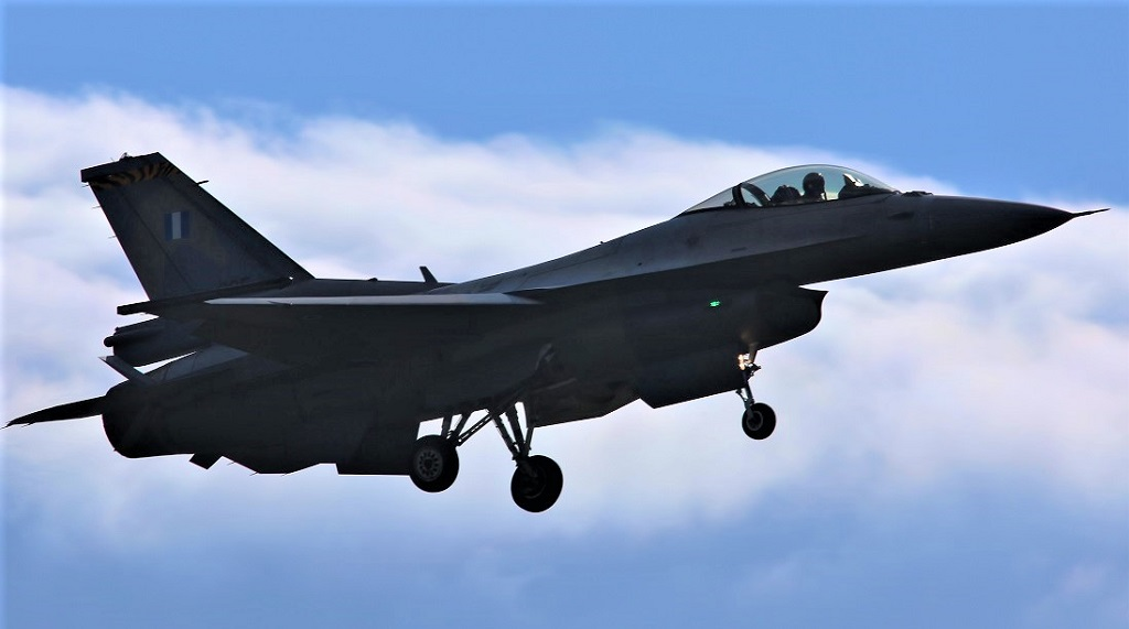 US Military News • U.S. & Hellenic Air Forces • Joint Air Combat Training • Aegean Sea June 3 2021