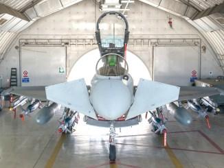 Italian Eurofighter Typhoon