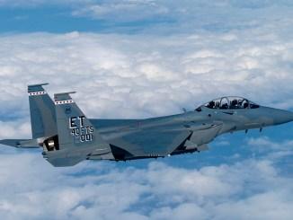 """F-15EX """"Eagle II"""""""