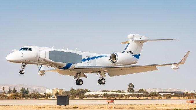 Israeli Air Force Oron aircraft
