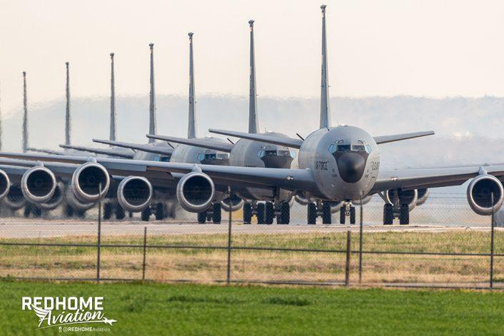 Altus Air Force Base Elephant Walk