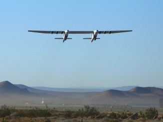 Stratolaunch second flight