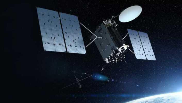 Blackjack satellite