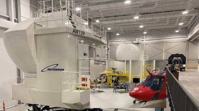 Leonardo Helicopter Training Academy