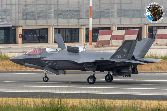 F-35B Pantelleria