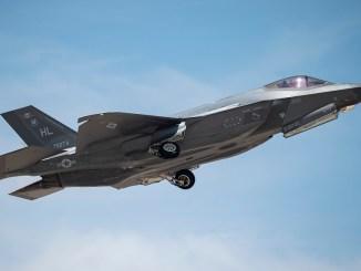 Aggressor F-35