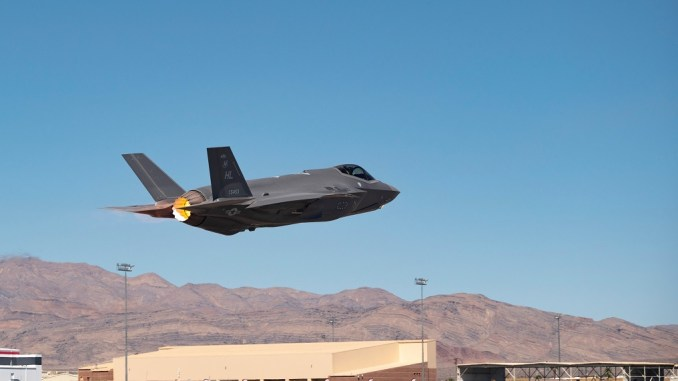 F 35 B61 12 Full Weapon System Demo 1 - The F-35A Released B61-12 Joint Test Assemblies Completing Final Flight Test Of Nuclear Design Certification
