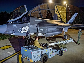 F-35 new weapons